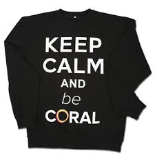 Sweatshirt Keep Calm black