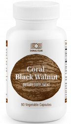 Coral Black Walnut