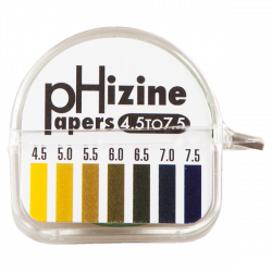 Phizine Rolls in Dispensers