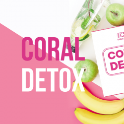 """Coral Detox"" Brochure in Hungarian"